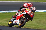 GP Moto Australia during the Moto World Championship 2014 in Phillip Island.<br /> MotoGP<br /> marc marquez<br /> Rafa Marrod&aacute;n/PHOTOCALL3000