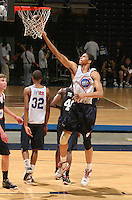Devon Collier handles the ball during the 2009 NBPA Top 100 Basketball Camp held Friday June 17- 20, 2009 in Charlottesville, VA. Photo/ Andrew Shurtleff