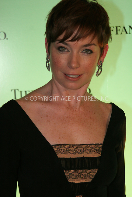 WWW.ACEPIXS.COM . . . . .  ....October 23rd, 2006, New York City. ....Julianne Nicholson attends the Tiffany & Co 2007 Blue Book Collection Launch held at Tiffany & Co Store. ....Please byline: NANCY RIVERA- ACE PICTURES.... *** ***..Ace Pictures, Inc:  ..Philip Vaughan (212) 243-8787 or (646) 769 0430..e-mail: info@acepixs.com..web: http://www.acepixs.com