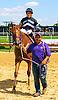 Jonestown Jonesy winning at Delaware Park on 7/11/16