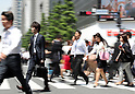 Job availability in Japan at 40-year high