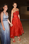 Right Katie Holmes and niece Kathleen Hurley arrive at the American Ballet Theatre 2017 Spring Gala at Lincoln Center in New York City on May 22, 2017. (Photo: Shawn Punch Photography)