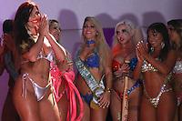 SÃO PAULO, SP, 09.11.2015 - MISS-BUMBUM - Suzy Cortez candidata do Distrito Federal é a vencedora da quinta edição do concurso Miss Bumbum no bairro de Perdises na região oeste da cidade de São Paulo nesta segunda-feira, 09. (Foto: William Volcov/Brazil Photo Press)