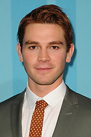 www.acepixs.com<br /> May 18, 2017 New York City<br /> <br /> KJ Apa attending arrivals for CW Upfront Presentation in New York City on May 18, 2017.<br /> <br /> Credit: Kristin Callahan/ACE Pictures<br /> <br /> <br /> Tel: 646 769 0430<br /> Email: info@acepixs.com
