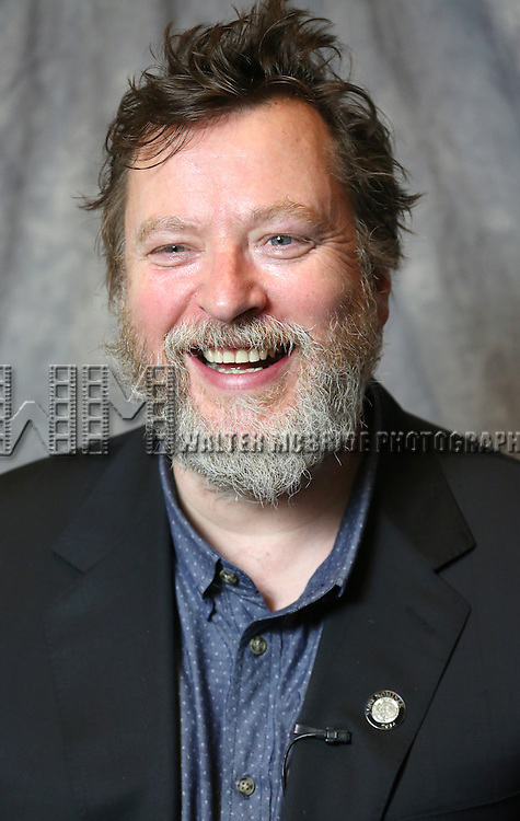 Julian Crouch attends the 2014 Tony Awards Meet the Nominees Press Junket at the Paramount Hotel on April 30, 2014 in New York City.
