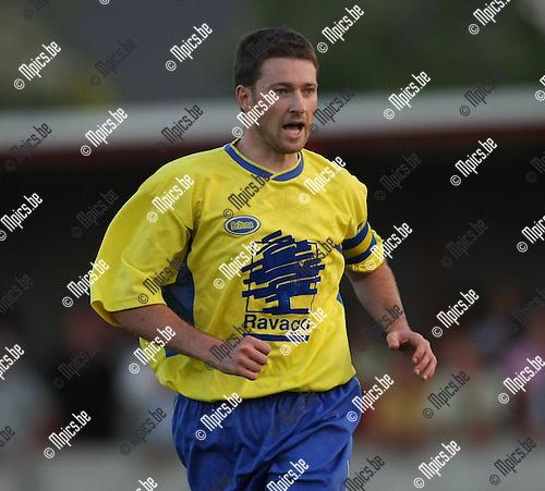2008-07-25 / Voetbal / seizoen 2008 - 2009 / Verbroedering Arendonk / Wim Borghs..Foto: Maarten Straetemans (SMB)