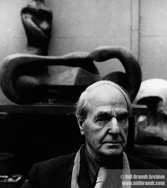 Henry Moore, 1972