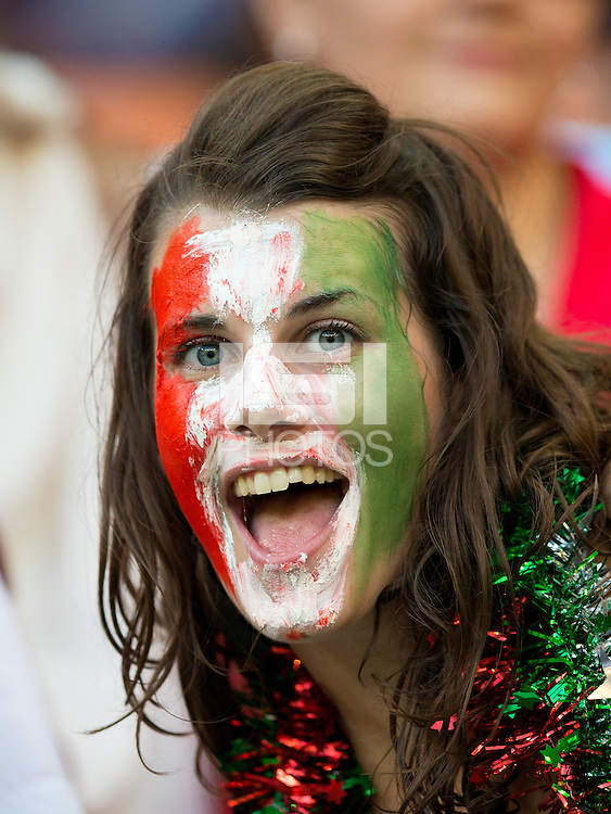 An Italy fans
