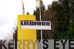 Leibherr plant in Killarney