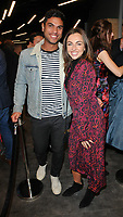 Guest &amp; Louisa Lytton at the Bodyworlds human anatomy exhibition VIP launch, The London Pavilion, Piccadilly Institute, London, England, UK, on Thursday 04 October 2018.<br /> CAP/CAN<br /> &copy;CAN/Capital Pictures