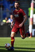 Bryan Cristante of AS Roma <br /> Roma 31-3-2019 Stadio Olimpico Football Serie A 2018/2019 AS Roma - Napoli <br /> Foto Andrea Staccioli / Insidefoto