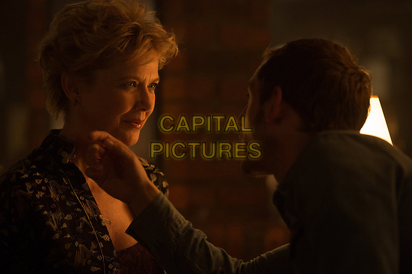 Film Stars Don't Die in Liverpool (2017) <br /> Annette Bening &amp; Jamie Bell<br /> *Filmstill - Editorial Use Only*<br /> CAP/KFS<br /> Image supplied by Capital Pictures
