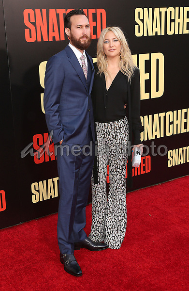 "10 May 2017 - Westwood, California - Kate Hudson, Danny Fujikawa. ""Snatched"" World Premiere held at the Regency Village Theatre. Photo Credit: AdMedia"