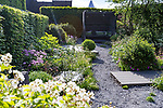 The Linklaters Garden for Maggie's. Designed by: Darren Hawkes. Sponsored by: Linklaters. RHS Chelsea Flower Show 2017. Stand no. Show Garden 2