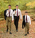 Family Foliage Mitzvah Portraits