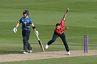 Ravi Bopara in bowling action for Essex during Essex Eagles vs Kent Spitfires, Royal London One-Day Cup Cricket at The Cloudfm County Ground on 6th June 2018