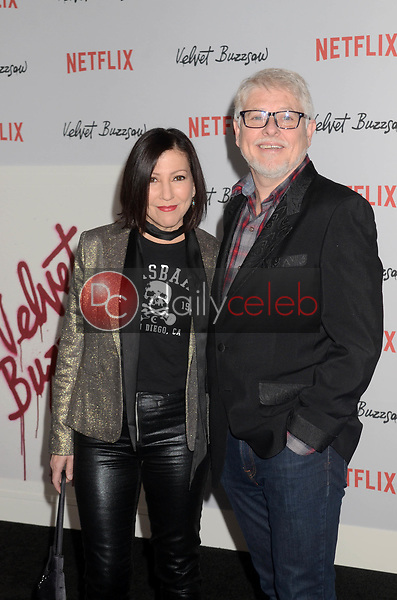 "Dave Foley<br /> at the ""Velvet Buzzsaw"" Los Angeles Premiere Screening, Egyptian Theater, Hollywood, CA 01-28-19<br /> David Edwards/DailyCeleb.com 818-249-4998"