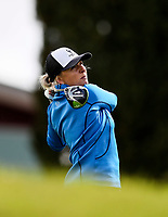 Sarah Kemp (AUS) during the Anita Boon Pro-Am, North Shore Golf Course, Auckland, New Zealand Friday 22  September 2017.  Photo: Simon Watts/www.bwmedia.co.nz