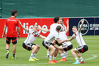 29.05.2014: Training Deutsche Nationalmannschaft