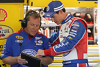 March 22, 2013 Fontana, CA: 17th Annual Auto Club 400 held at the Auto Club Speedway. Sprint Cup Series driver Joey Logano #22