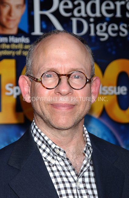 WWW.ACEPIXS.COM . . . . . ....NEW YORK, JULY 21, 2005 ....Bob Balaban at the Reader's Digest 1000th Issue Celebration held at Skylight Studios.....Please byline: KRISTIN CALLAHAN - ACE PICTURES.. . . . . . ..Ace Pictures, Inc:  ..Craig Ashby (212) 243-8787..e-mail: picturedesk@acepixs.com..web: http://www.acepixs.com