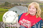 GET ACTIVE: Bridie O'Shea of the South Kerry Sports Centre in Cahersiveen who is inviting more people to use the top class indoor and outdoor facilities at the centre.