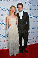 Mia Wasikowska &amp; Robert Pattinson at the premiere for &quot;Damsel&quot; at the Arclight Hollywood, Los Angeles, USA 13 June 2018<br /> Picture: Paul Smith/Featureflash/SilverHub 0208 004 5359 sales@silverhubmedia.com