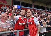 08/05/2016 Sky Bet League 1 Fleetwood Town v <br /> Crewe Alexandra<br /> David Ball