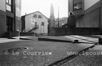 Genève, le 03.2007.© Interfoto