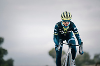 Jolanda Neff (SUI/Trek-Segafredo)<br /> <br /> Team Trek-Segafredo women's team<br /> training camp<br /> Mallorca, january 2019<br /> <br /> &copy;kramon