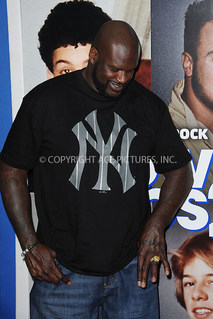 WWW.ACEPIXS.COM<br /> July 10, 2013...New York City <br /> <br /> Shaquille O'Neal attending the Columbia Pictures New York Screening of &quot;Grown Ups 2&quot;  at AMC Loews Lincoln Square on July 10, 2013 in New York City.<br /> <br /> Please byline: Kristin Callahan... ACE<br /> Ace Pictures, Inc: ..tel: (212) 243 8787 or (646) 769 0430..e-mail: info@acepixs.com..web: http://www.acepixs.com