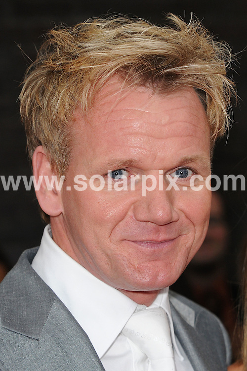 **ALL ROUND PICTURES FROM SOLARPIX.COM** **WORLDWIDE SYNDICATION RIGHTS** .Red carpet arrivals at Britain's Best 2008. Held at the London Studios, Upper Ground, London. 18 May 2008. ..This pic: Gordon Ramsey..JOB REF: 6438 SSD DATE: 18_05_2008 **MUST CREDIT SOLARPIX.COM OR DOUBLE FEE WILL BE CHARGED* *UNDER NO CIRCUMSTANCES IS THIS IMAGE TO BE REPRODUCED FOR ANY ONLINE EDITION WITHOUT PRIOR PERMISSION*