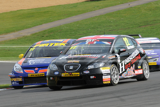 Tom Boardman - Special Tuning Racing SEAT Leon