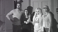 Celebrity Big Brother 2017<br /> Chad Johnson, Marissa Jade, Trisha Paytas and Sarah Harding<br /> *Editorial Use Only*<br /> CAP/KFS<br /> Image supplied by Capital Pictures
