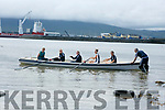 Enjoying the Fenit Regatta on Sunday were Orla Tangney, Miriam Fleming, Cira Gleason, Rosin Wall and aoife O'Shea