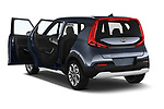 Car images close up view of a 2020 KIA Soul  X-Line 5 Door Hatchback doors