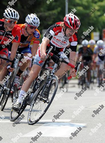 2011-06-04 / Wielrennen / seizoen 2011 / Jasper de Proost..Foto: Mpics