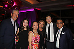 Terry & Tina Lundgren, Maia & Nathan Shibutani, Celia & Silas Chow - Figure Skating in Harlem's Champions in Life (in its 21st year) Benefit Gala recognizing the medal-winning 2018 US Olympic Figure Skating Team on May 1, 2018 at Pier Sixty at Chelsea Piers, New York City, New York. (Photo by Sue Coflin/Max Photo)