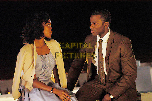 TATYANA ALI & DEREK LUKE               .in Glory Road                             .Filmstill - Editorial Use Only.CAP/AWFF.www.capitalpictures.com.sales@capitalpictures.com.Supplied By Capital Pictures.