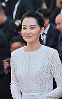 CANNES, FRANCE. May 25, 2019: Xu Qing at the Closing Gala premiere of the 72nd Festival de Cannes.<br /> Picture: Paul Smith / Featureflash