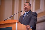 19004Legacy 2008 Recognition & Awards Ceremony in Baker Center 7/31/08: Templeton Scholars, Urban Scholars, and Appalachian Scholars..Dr. McDavis