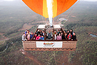 20170715 15 July Hot Air Balloon Cairns
