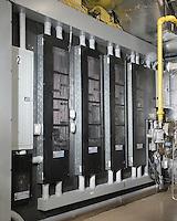 Lutron Lighting Control Panel