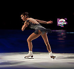 The Skater Passes from the Right to Left