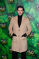 LONDON, ENGLAND - JANUARY 10: Matt Johnson attending 'Cirque du Soleil - OVO' at the Royal Albert Hall on January 10, 2018 in London, England.<br /> CAP/MAR<br /> &copy;MAR/Capital Pictures