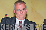 Brian Durran of Kerry at the AGM in the Brandon Hotel, Tralee, on Tuesday   Copyright Kerry's Eye 2008