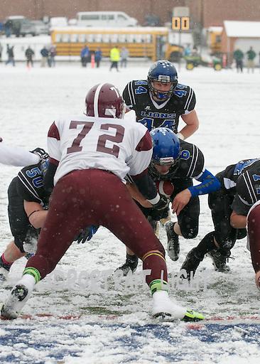WBHS senior quarterback Steven Gould.