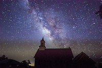 This is another image of the milky way as it came up over this church in the Texas Hill country. This shot took a while to find a location where we could get a good shot of the galaxy with out too much light pollution. I think considering all we got a pretty good dark sky image of the galaxy in the skies on this night.
