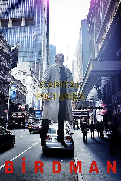 POSTER ART<br /> in Birdman (or The Unexpected Virtue of Ignorance) (2014) <br /> *Filmstill - Editorial Use Only*<br /> CAP/NFS<br /> Image supplied by Capital Pictures