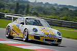 George Brewster - Celtic Speed Porsche 911 GT3 Cup
